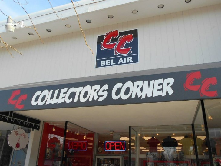 Collectors Corner - Bel Air Outpost 17 North Main St. Bel Air, MD